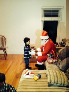 Papai Noel!
