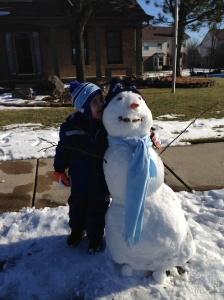 Nosso snowman