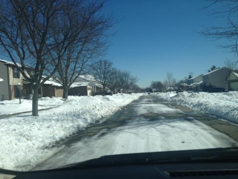 Canton, Michigan. 13 de março de 2014
