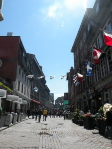 Vieux-Montreal- Cidade historica