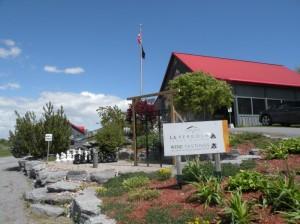 Casa Dea - otimo restaurante em uma das viniculas de Prince Edward Island